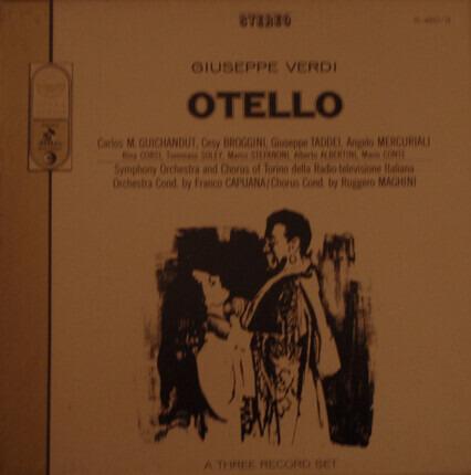 #<Artist:0x00007f690f4f9910> - Otello