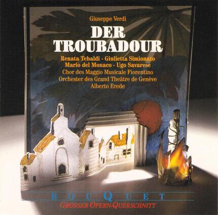 #<Artist:0x00007f60e5287f38> - Der Troubadour - Grosser Opern-Querschnitt