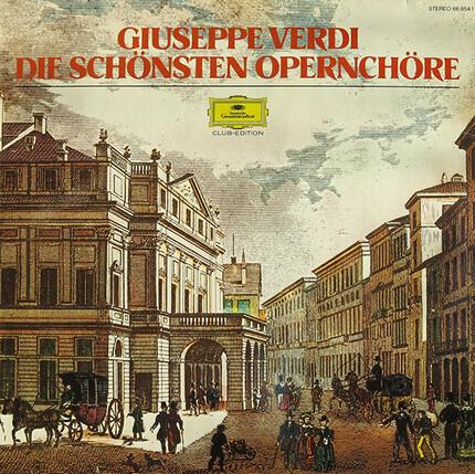 #<Artist:0x0000000008e56f48> - Die Schönsten Opernchöre