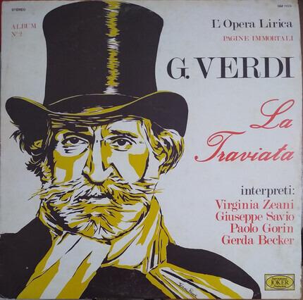 #<Artist:0x00007faffcbeb460> - La Traviata - Album N°2