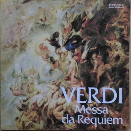 #<Artist:0x00007f71035918e0> - Messa di Requiem