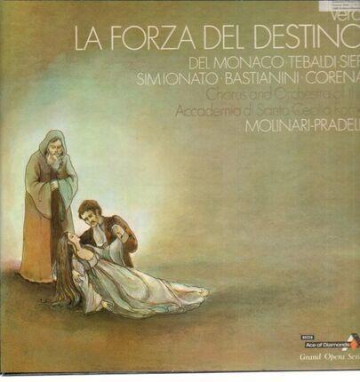 #<Artist:0x00007f311bd1eba8> - La Forza Del Destino