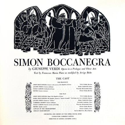 #<Artist:0x00007ff32eac7190> - Simon Boccanegra