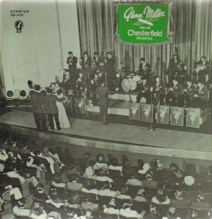 #<Artist:0x00007fcee2ffc298> - Glenn Miller and his Chesterfield Orchestra 1940-42