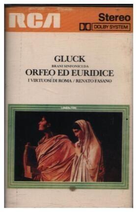 #<Artist:0x00007f653724bd98> - Orfeo ed Euridice