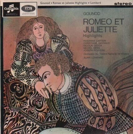 #<Artist:0x00007f410e948eb8> - Romeo And Juliet - Highlights (Lombard)