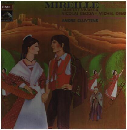 #<Artist:0x00007f412d7f7158> - Mirelle, Andre Cluytens, D'Aix-En-Provence
