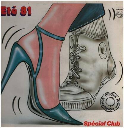 #<Artist:0x00007fce14d0be68> - Été 81 - Spécial Club