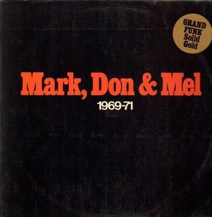 #<Artist:0x00007f906a6eb548> - Mark, Don & Mel - 1969-71