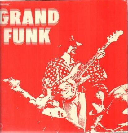 #<Artist:0x00007f125a8b4228> - Grand Funk