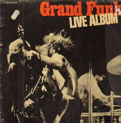 #<Artist:0x00007f12a9353d70> - Live Album