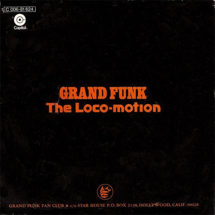 #<Artist:0x00007f6e5308e0f8> - The Loco-Motion