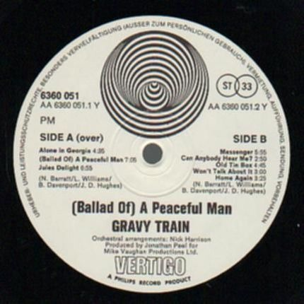 #<Artist:0x00007f740f148d88> - (A Ballad Of) A Peaceful Man