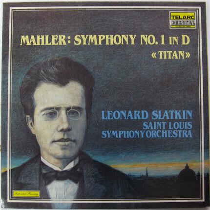 #<Artist:0x00007fda718dd148> - Symphony No. 1 'Titan' In D Major