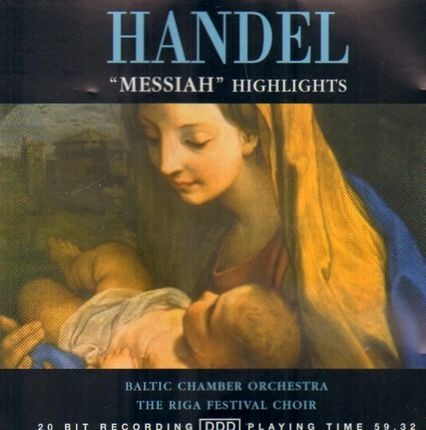 #<Artist:0x00007f60c0191270> - Messiah Highlights