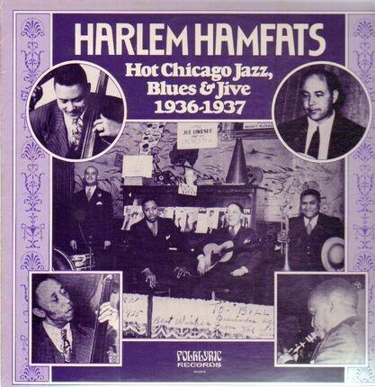 #<Artist:0x00007f9203c2ecb8> - Hot Chicago Jazz, Blues & Jive 1936-1937