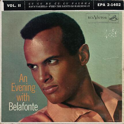 #<Artist:0x00007f412cf5d358> - An Evening With Belafonte, Vol. II