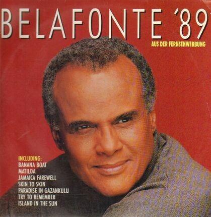 #<Artist:0x00007f27245af918> - Belafonte '89