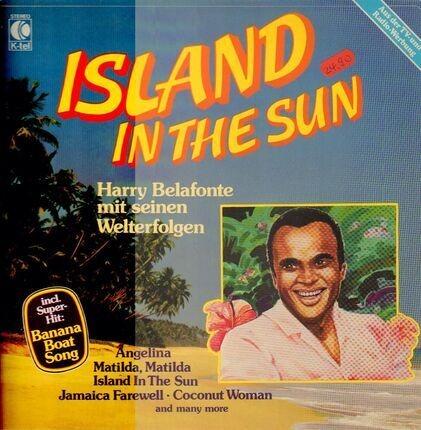 #<Artist:0x00007f412fc6eea0> - Island In The Sun