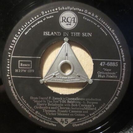 #<Artist:0x00000000070ba6d8> - Island In The Sun