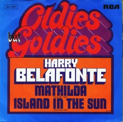 #<Artist:0x00007fce08db2288> - Matilda / Island In The Sun