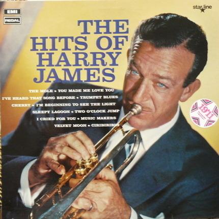 #<Artist:0x00007fce320d1288> - The Hits of Harry James