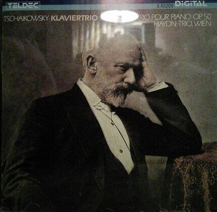 #<Artist:0x00007f60e4c8cf48> - Trio für Klavier, Violine und Violoncello a-moll, OP. 50