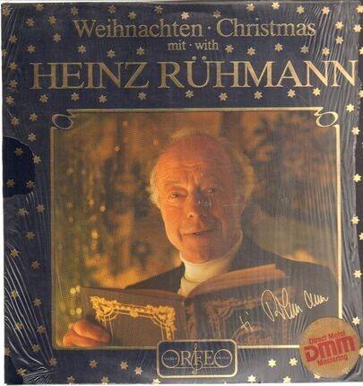 #<Artist:0x00007f2b53f15920> - Weihnachten mit Heinz Ruhmann