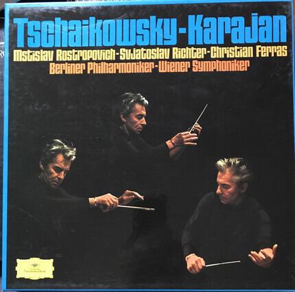 #<Artist:0x00007f60e077cc28> - Tschaikowky - Karajan