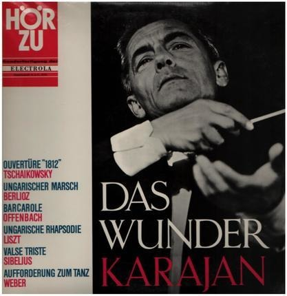 #<Artist:0x00007f60e3fb4ca8> - Das Wunder Karajan