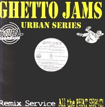 #<Artist:0x00007f359cc94a90> - Ghetto Jams 15