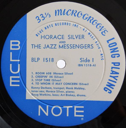 #<Artist:0x00007fceb85643f0> - Horace Silver and the Jazz Messengers
