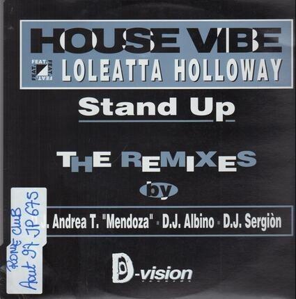 #<Artist:0x00007f60e1095008> - Stand Up (The Remixes)