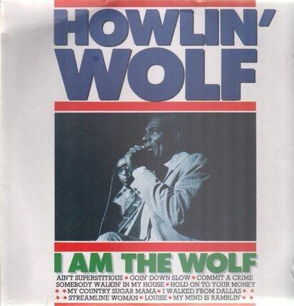 #<Artist:0x00007f6c2da653b0> - I Am The Wolf