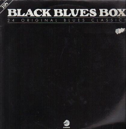#<Artist:0x00007f5aa7185e80> - Black Blues Box