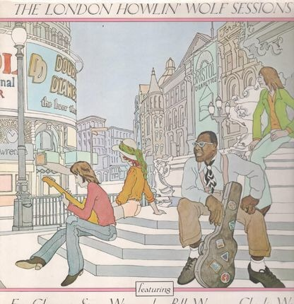 #<Artist:0x00007fa522d04f70> - The London Howlin' Wolf Sessions