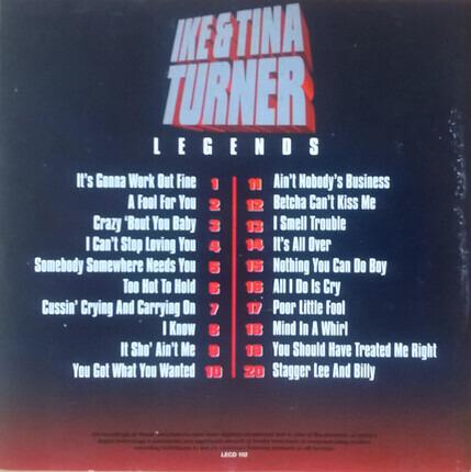 #<Artist:0x00007fb2765ba808> - Ike & Tina Turner