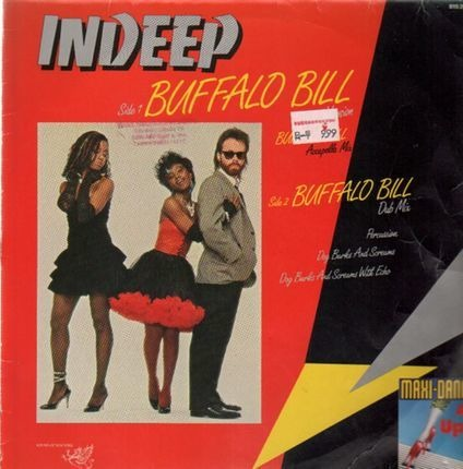 #<Artist:0x00007f412f219478> - Buffalo Bill