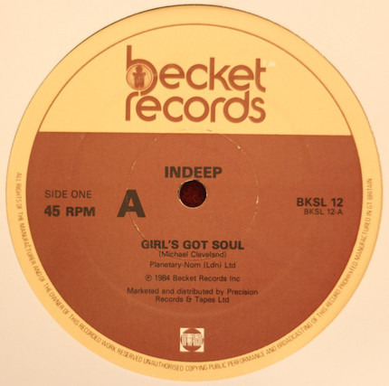 #<Artist:0x00007f60c226fe10> - Girl's Got Soul / The Night The Boy Learned How To Dance