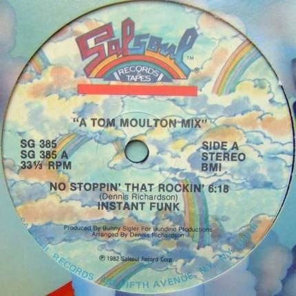 #<Artist:0x000000000840d050> - No Stoppin' That Rockin'