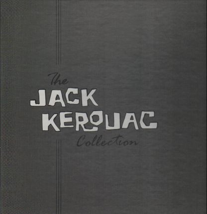 #<Artist:0x00007f1b5a9f6998> - The Jack Kerouac Collection