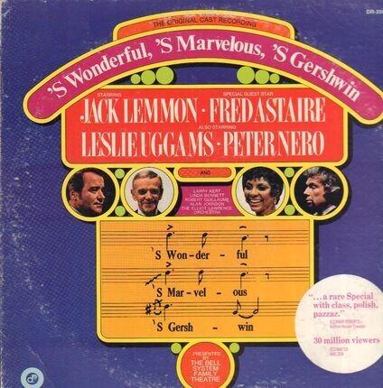#<Artist:0x00007f7f16077500> - 'S Wonderful, 'S Marvelous, 'S Gershwin