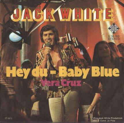 #<Artist:0x00007f40f4b4eb50> - Hey Du - Baby Blue