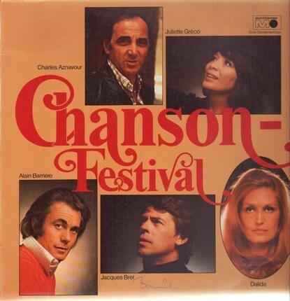 #<Artist:0x00007f28150f5228> - Chanson Festival