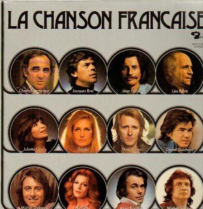 #<Artist:0x00007f21b15bce10> - La chanson francaise