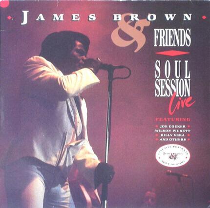 #<Artist:0x00007f410da5eec0> - Soul Session Live