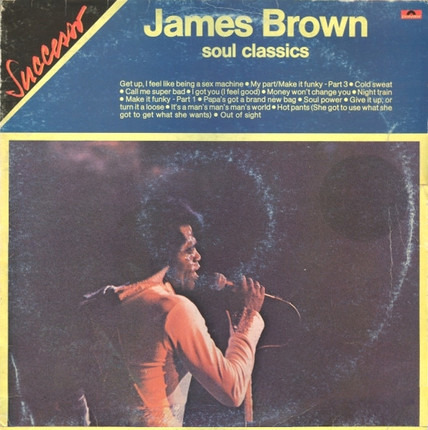 #<Artist:0x0000000007f6afc0> - James Brown Soul Classics