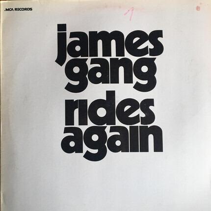 #<Artist:0x0000000007e0b3a0> - James Gang Rides Again