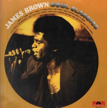 #<Artist:0x00007f410eae1928> - James Brown Soul Classics