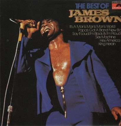 #<Artist:0x00007f4a7df71560> - The Best Of James Brown